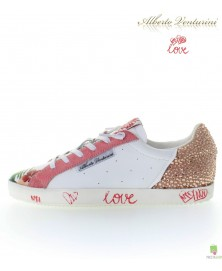 Розовые кроссовки ''Pure Love''