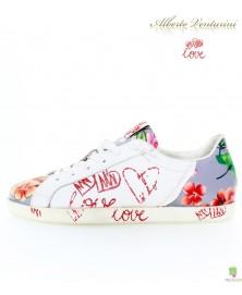 Sneaker Grigio ''First Love''
